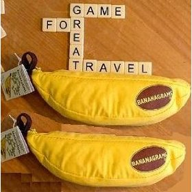 2 Set Bananagrams with 100 Best Anagrams list.